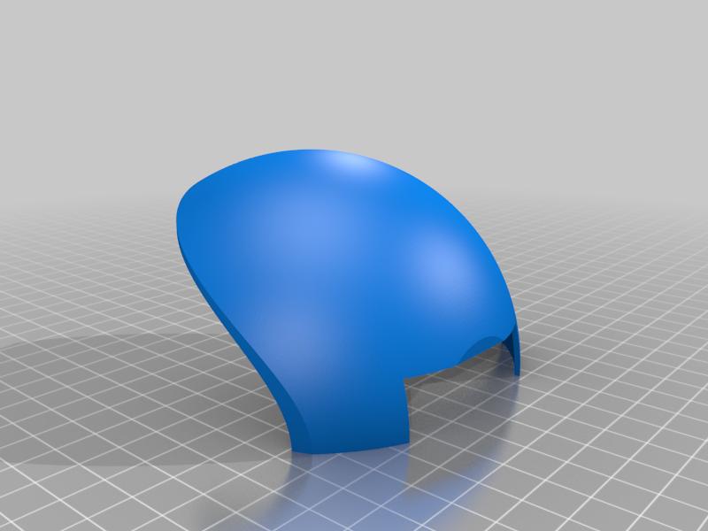 Porte_crayon_tux_V2-Ventre.png Download free STL file Tux pen holder - pencil case - trash bin • Template to 3D print, Lyryln