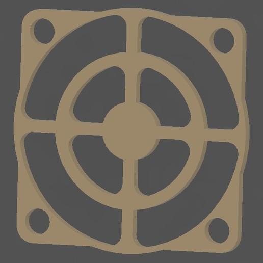 Fan Security.jpg Download free STL file Fan Security • 3D print design, 35peebee