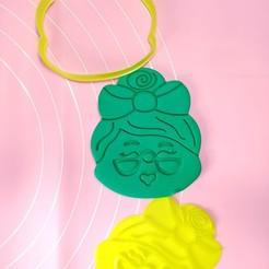 IMG_20201019_024309.jpg Télécharger fichier STL Père Noël et Mme Noël 8cm Noël • Design à imprimer en 3D, garma10