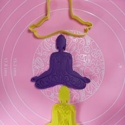 IMG_20201019_021014.jpg Télécharger fichier STL Position de yoga 8cm • Design imprimable en 3D, garma10