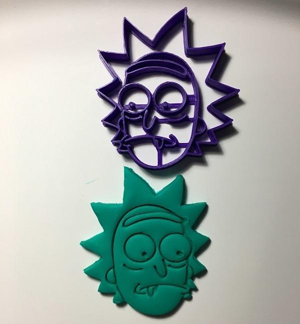 rick sanchez.jpg Télécharger fichier STL gratuit Rick et Morty à l'emporte-pièce • Plan pour impression 3D, ppGarma