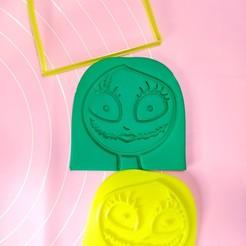 IMG_20201019_024849.jpg Télécharger fichier STL gratuit Sally Skellington Le cauchemar avant Noël • Plan imprimable en 3D, garma10