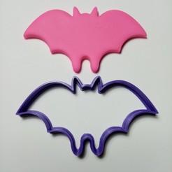 IMG_20201002_112953.jpg Download free STL file Hallowen bat 2020 • 3D printing object, garma10