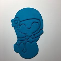 IMG_2840.JPG Download STL file Little Mermaid Kawiii • 3D print object, garma10