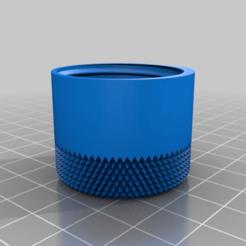 4780e3e65917afdb3449c7c7f0442a55.png Télécharger fichier STL gratuit Un seul boîtier de piles 26650 • Plan à imprimer en 3D, Gdeszyk