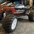 Download free 3D printer designs Rc Truggy 1:10 rim, Supasa