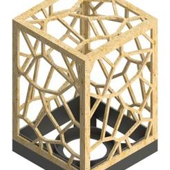 Descargar modelos 3D Lámparas decorativas para vela led, hugobracamontesbaltazar