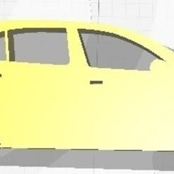 Télécharger fichier STL Porte-clés Skoda Octavia 2, puchiuadrian