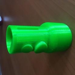 Impresiones 3D gratis Adaptador Dyson V8 para accesorios Dyson antiguos, MarcoZ76