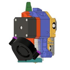 Schermata_2018-12-11_alle_19.37.39.png Télécharger fichier STL gratuit Fusion Prusa Bear-BMG (capteur à filament indirect) pour MK3 / MK2.5 • Modèle à imprimer en 3D, MarcoZ76