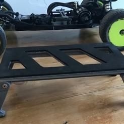 Télécharger modèle 3D gratuit Support de voiture RC (pliable), marklandsaat