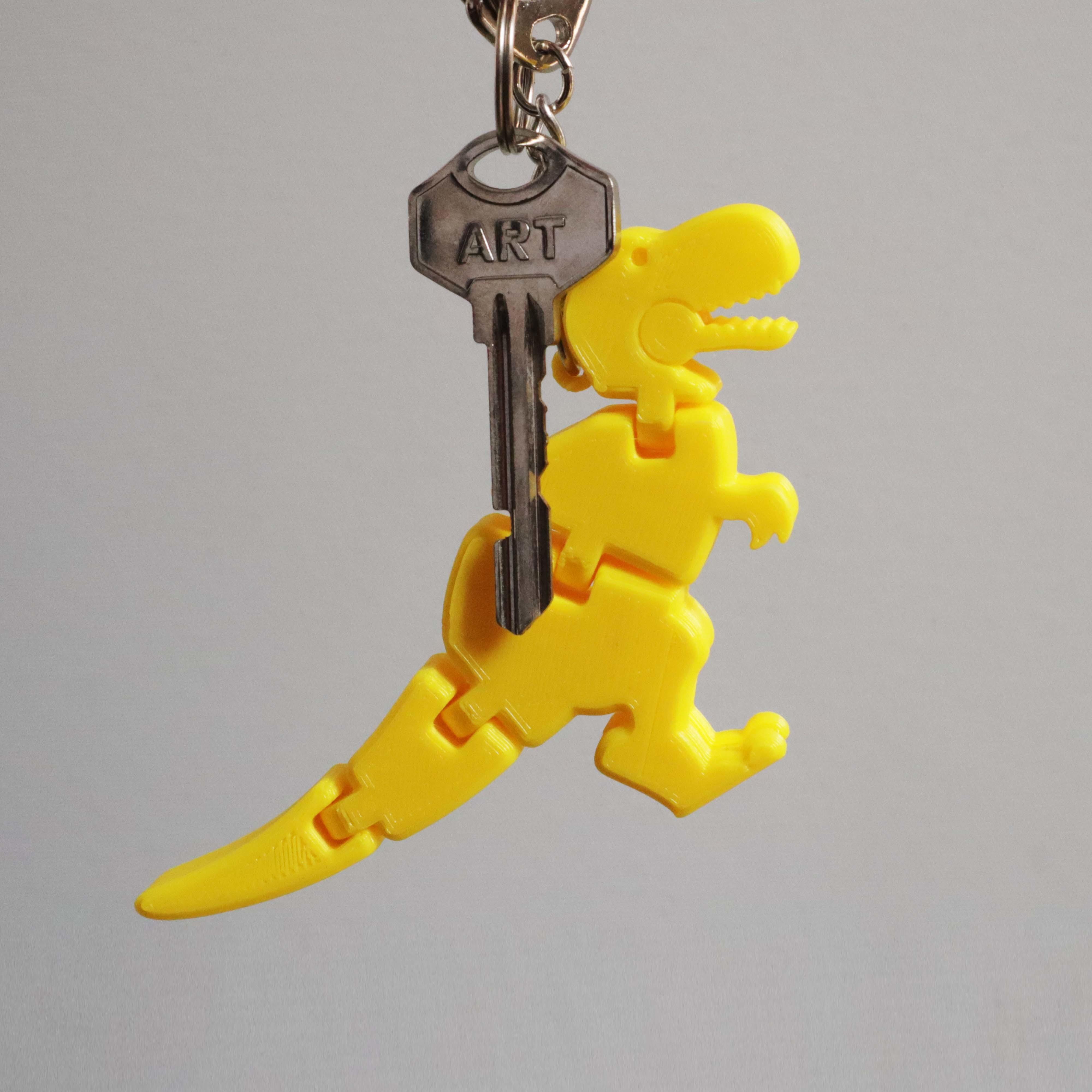 trex_cults.jpg Télécharger fichier STL gratuit Porte-clés Flexy Baby T-rex • Plan à imprimer en 3D, hardprint2018