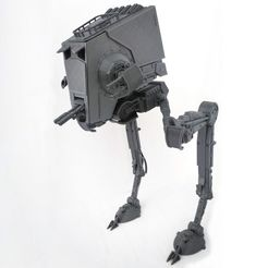 Download free STL file Star Wars ATST Walker - Ready to print • 3D printing design, opelion77
