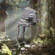 Télécharger fichier imprimante 3D gratuit Star Wars ATST Walker - Prêt à imprimer, opelion77