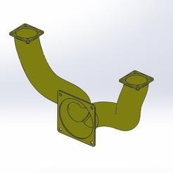 Fan duct.jpg Download STL file Photon-S Fan Duct • 3D printer model, gerardmartinez1998