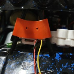 20200901_042808.jpg Download free STL file FPV Camera Mount for Wltoys 10428 • 3D printing template, dogui6666