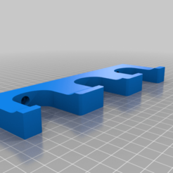 Dopper_Wall_Mount.png Download free STL file Dopper bottle wall mount rack • 3D printable design, Harald777