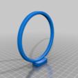Download free 3D printing files Sakura Drink Holder Top Ring For Coffee Cups, milkiekula