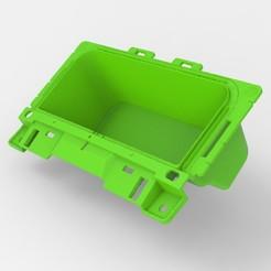 untitled.204.jpg Télécharger fichier STL AUDI A6 C7 RS7 2016 Cendrier Balayage 3D précis • Objet à imprimer en 3D, lukasas74