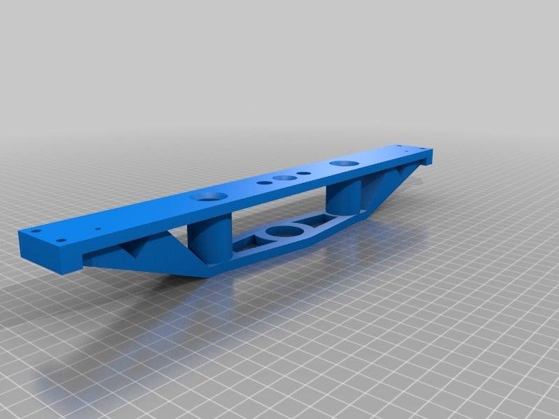 140aed79fd0077319d1366e71f0df129.png Télécharger fichier STL gratuit Système de support de lit TronXY X5S & SA • Design imprimable en 3D, Exerqtor