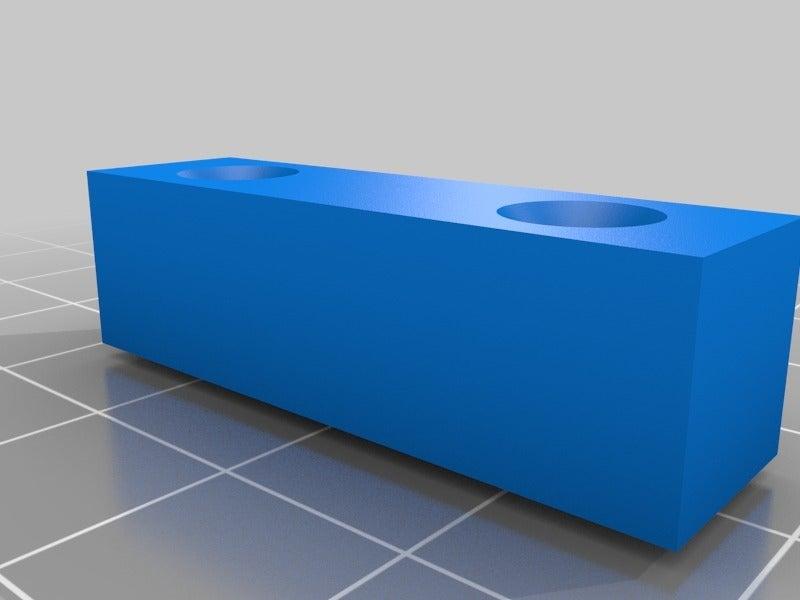 36537d7a3f1495a973311e16f7cdc94c.png Télécharger fichier STL gratuit Système de support de lit TronXY X5S & SA • Design imprimable en 3D, Exerqtor