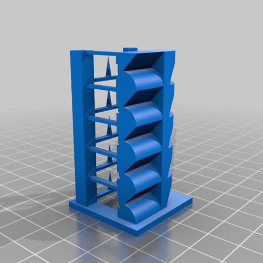 Temp_Tower_-_220-240.png Télécharger fichier STL gratuit Tour de temp - 220-240 • Objet pour imprimante 3D, Exerqtor