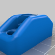 00a59ed103a11c925396f50969f2fc2b.png Télécharger fichier STL gratuit Porte-bobine à rembobinage automatique - support pour fente en T • Objet pour impression 3D, Exerqtor