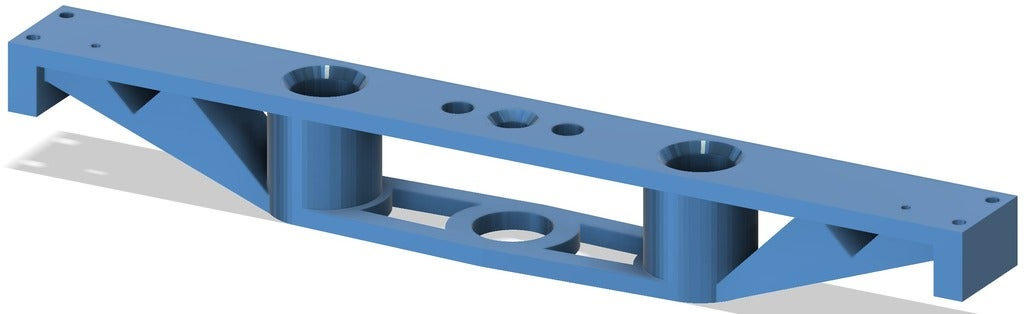 6.png Télécharger fichier STL gratuit Système de support de lit TronXY X5S & SA • Design imprimable en 3D, Exerqtor