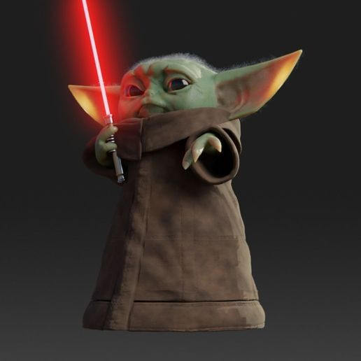 baby-yoda-rigged-3d-model-low-poly-rigged-fbx-c4d-blend.jpg Télécharger fichier STL gratuit Baby Yoda Rigged Low-poly 3D model • Plan pour impression 3D, Anxhelo24j