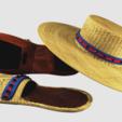 Download STL file Shoe and Hat, okpfrank