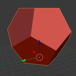 Descargar Modelos 3D para imprimir gratis un jarrón de baja poligonalidad, psilo92