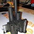 Download free 3D printing templates Castle Ravenloft ( fan model ), wickedmonkey3d