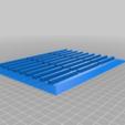 Download free 3D model Monopoly Deed Organizer V2, wickedmonkey3d