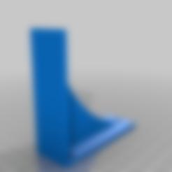 Download free 3D printing models Shelf Bracket ( Small ), wickedmonkey3d