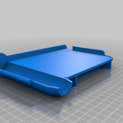 Descargar modelos 3D gratis Bandeja de conteo de farmacia con bisagra de filamento de 1.75 mm, BreakDansen