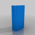 Download free 3D printer model Fursuit Brush Clip on Cover, QB89Dragon