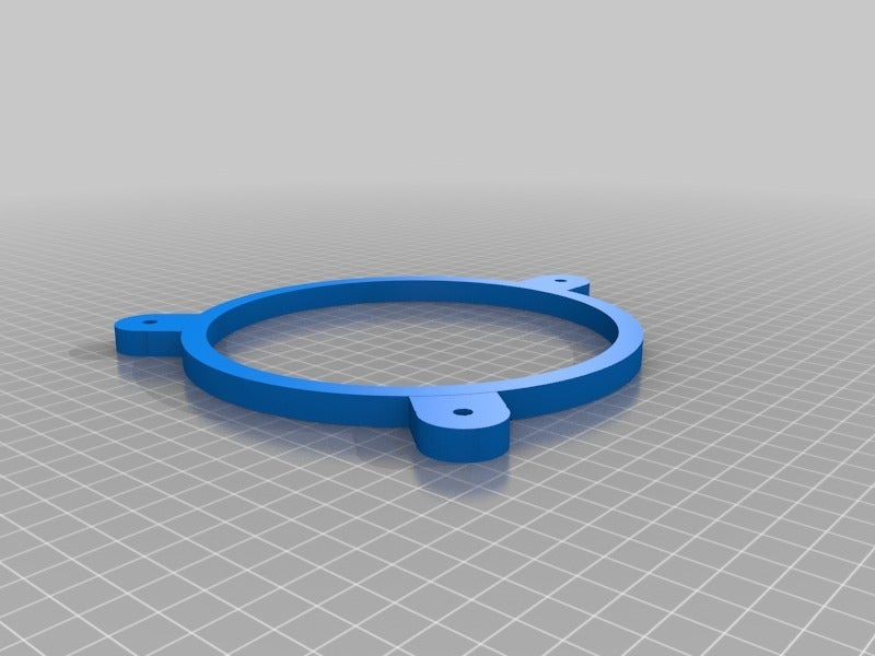 dab5cf1c6012f46844ee9f485d23a31f.png Download free SCAD file Subaru Outback Legacy 3rd gen rear speaker mounting spacer • 3D printable model, QB89Dragon