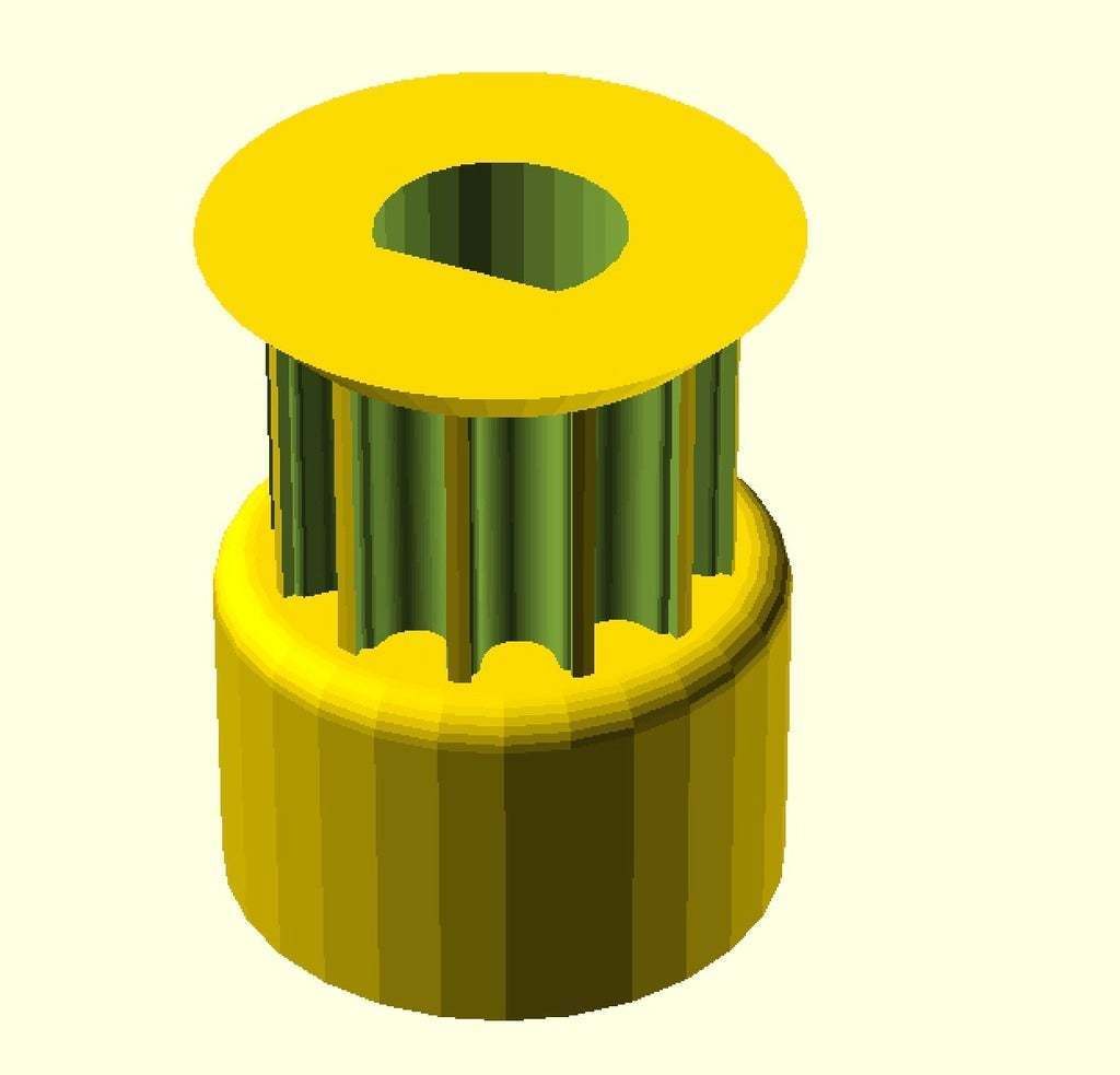 Screen_Shot_2014-08-24_at_10.20.46_AM.jpg Download free SCAD file QU-BD Two-Up Replacement Part QQ 12-HTD3-05 Aluminum Pulley • 3D print template, QB89Dragon