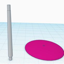 Download free 3D printer templates Fish People UAV Stand, Maniac1