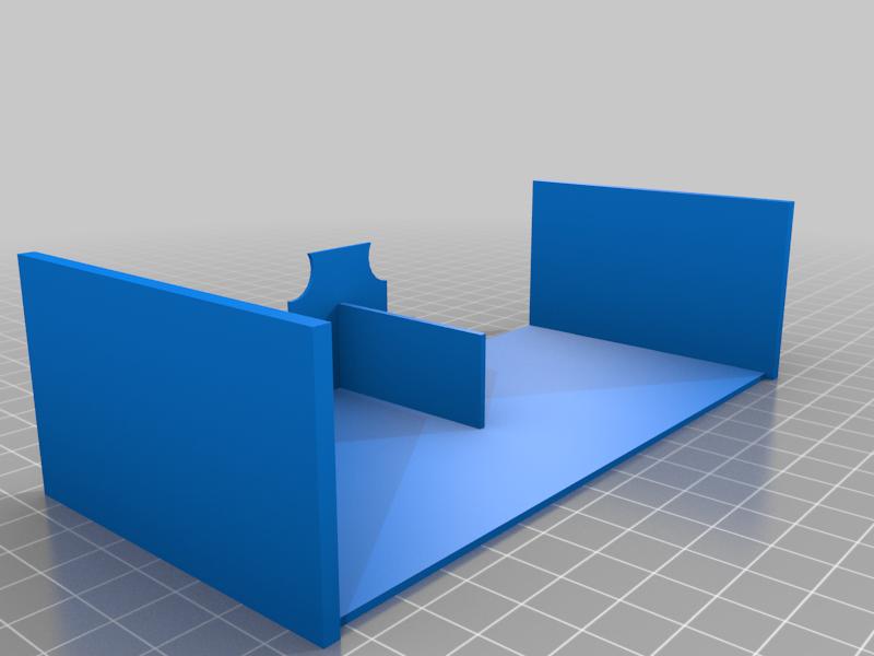 Epic_Elzing.png Download free STL file Simple Index Card/Paper Holder • 3D printable template, jhaig101