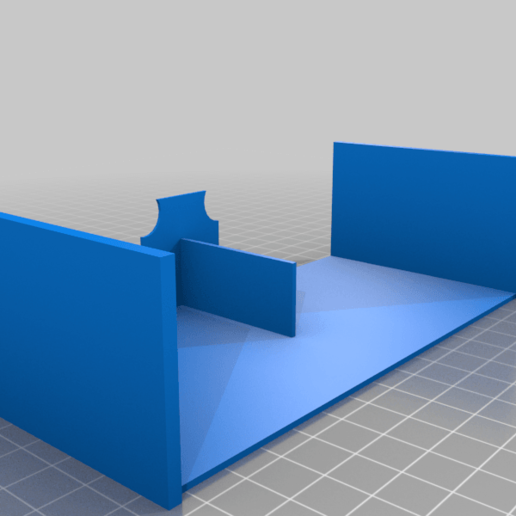 Download free 3D printer designs Simple Index Card/Paper Holder, jhaig101