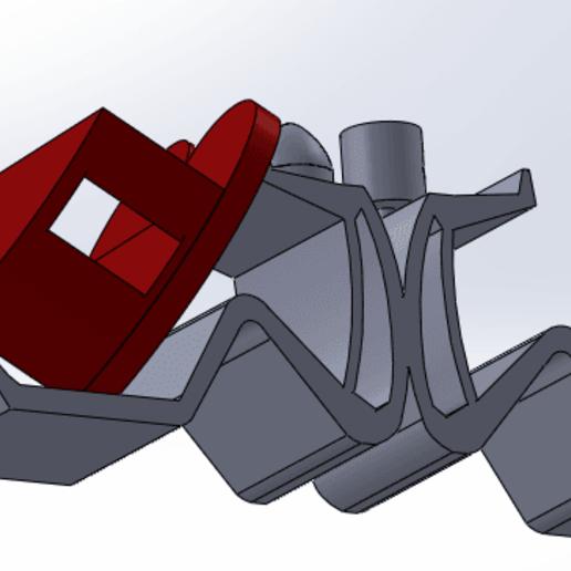 PhoneStand_AirpodsHeartBox.png Download free STL file Mobile Phone Stand & Airpods Heart Box • 3D printer model, mennaelfrash55