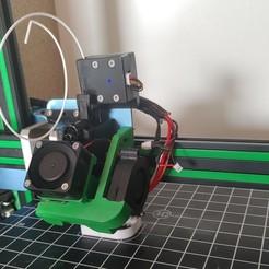 Download STL file Sovol SV01hotend fan holder • 3D printing model, willivogel