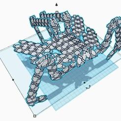 Descargar modelo 3D Replicante del Stargate SG1, tipo 2, willivogel