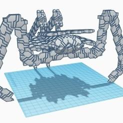 Descargar modelos 3D Replicador del SG1 de Stargate, tipo 3, willivogel
