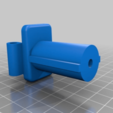 Download free STL file AK stock adapter, Infrastructure_Airsoft_Parts