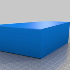 Remote_Holder_v3.png Download free STL file remote Holder • 3D print template, adambrin