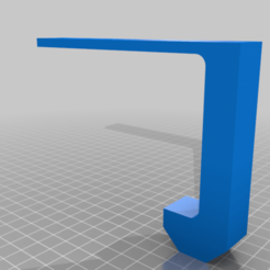 Download free STL file Filament Holder • Template to 3D print, KasaTech