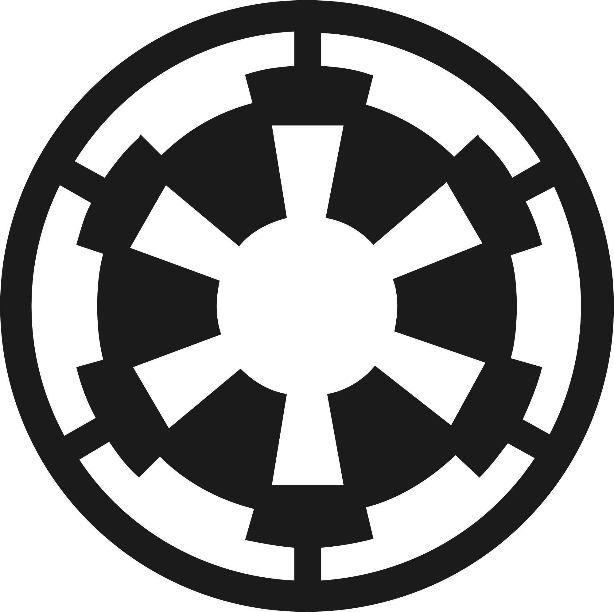imperialseal.jpg Download free STL file Star Wars Imperial Seal (Scaleable) • 3D printing template, Bountyhunterxx5