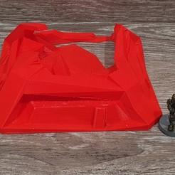 t.jpg Télécharger fichier STL gratuit L'échelle de la Légion de la Guerre des étoiles Détruit un bunker • Modèle pour imprimante 3D, Bountyhunterxx5